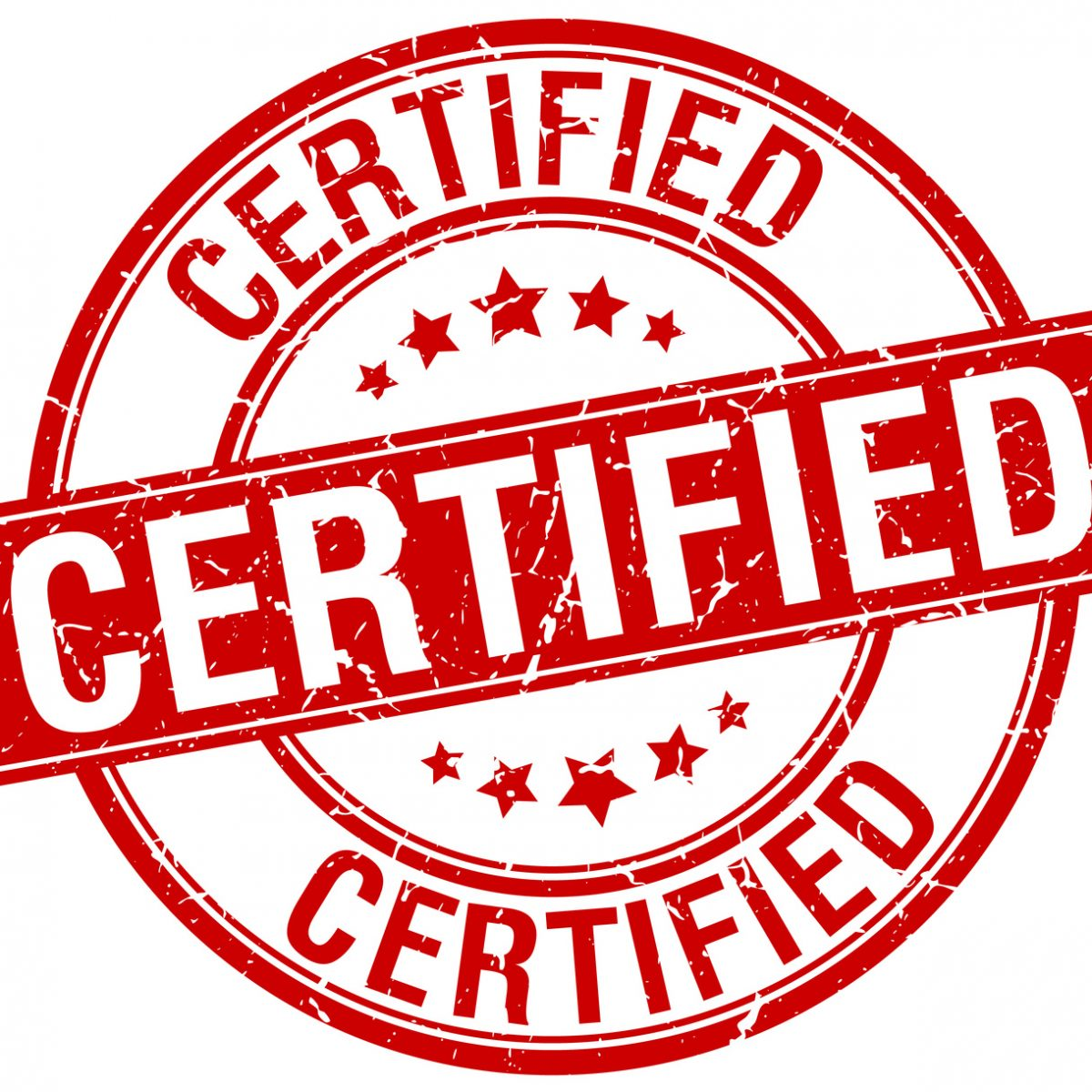 Reasons Why You Should Get Certified This Year