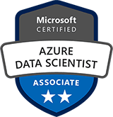 Microsoft Certified: Azure Data Scientist Associate