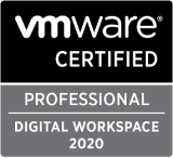 VMware Certified Professional – Digital Workspace 2020
