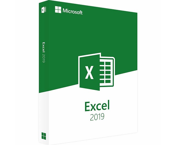 Microsoft Excel (Excel and Excel 2019)