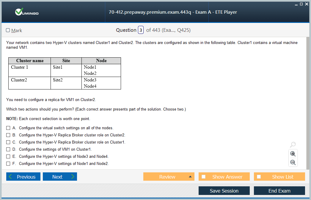MICROSOFT Certification Tracks in CertKillers.net