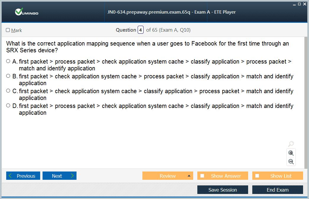 Professional Juniper Security JN0-634 Exam Q/&A+SIM JNCIP-SEC