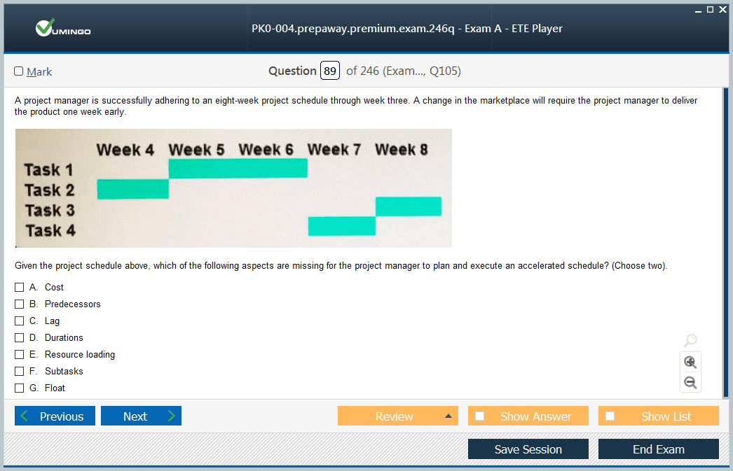PK0-004 Exam Screenshot #2