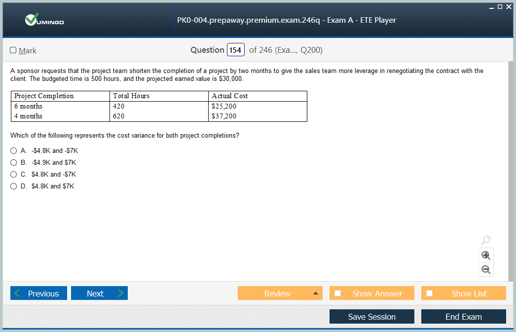 PK0-004 Exam Screenshot #4