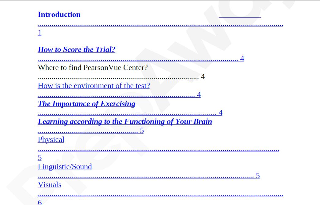 Killexams 101-500 Study Guide Screenshot #1
