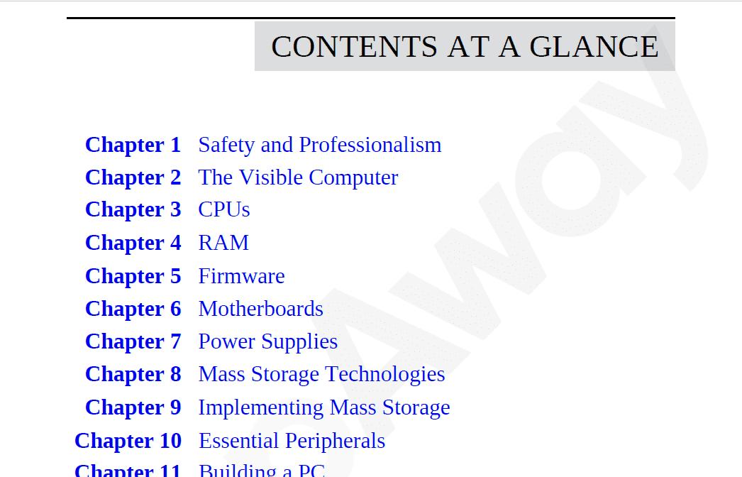 Killexams 220-1001 Study Guide Screenshot #1