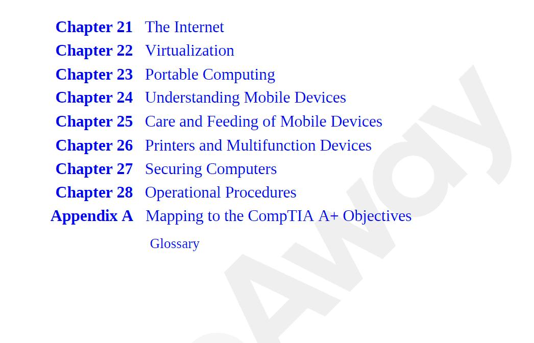 Killexams 220-1001 Study Guide Screenshot #2