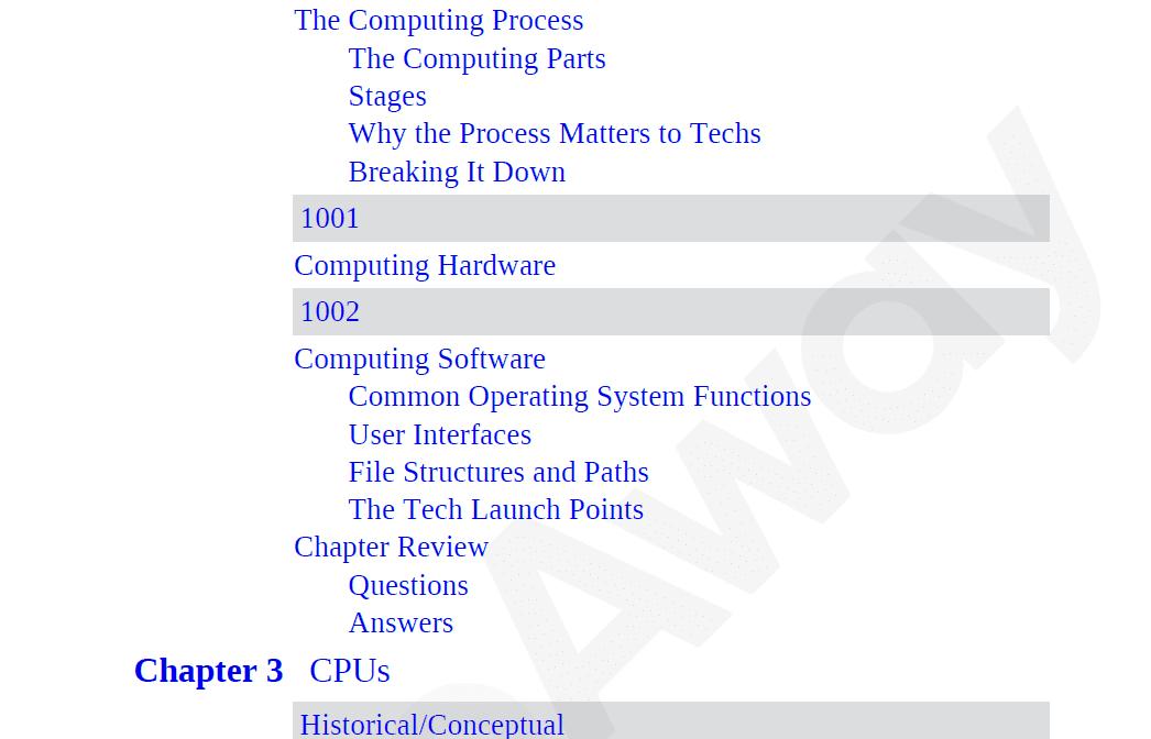 Killexams 220-1001 Study Guide Screenshot #4