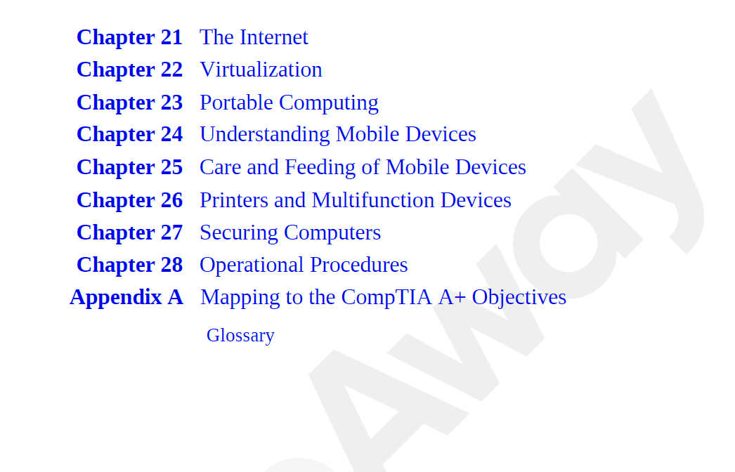 PrepAway 220-1002 Study Guide Screenshot #2