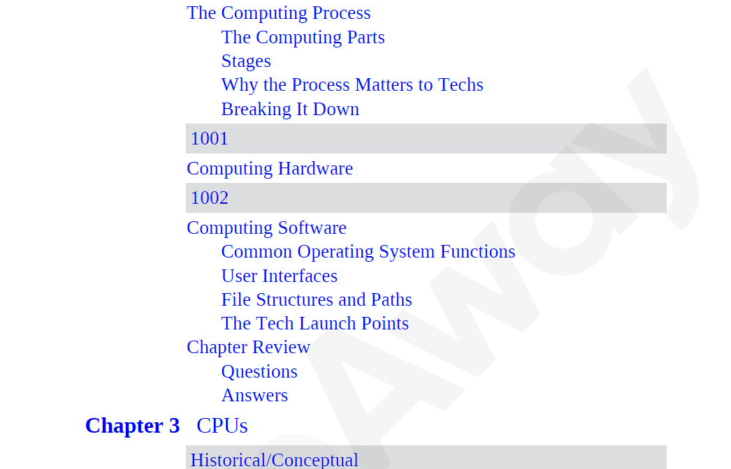 PrepAway 220-1002 Study Guide Screenshot #4