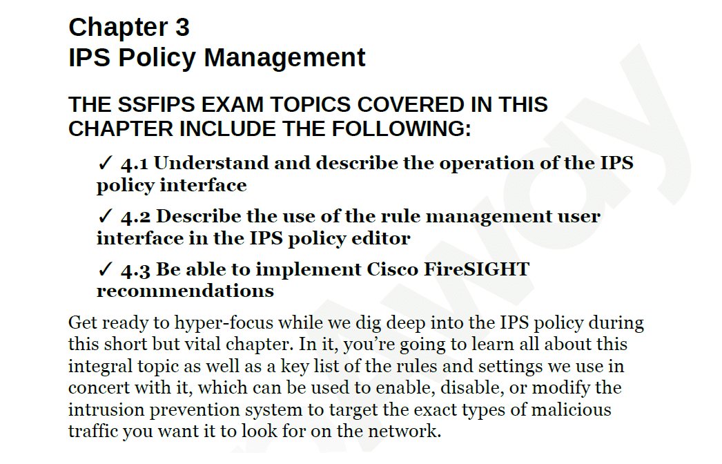 PrepAway 500-285 Study Guide Screenshot #31
