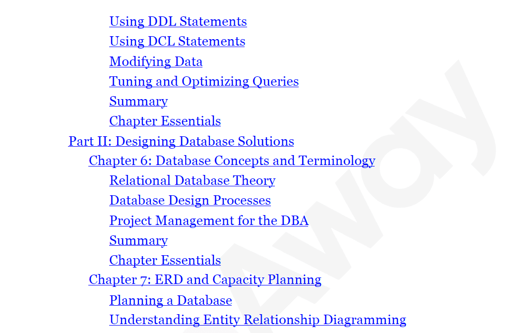 PrepAway 70-461 Study Guide Screenshot #31