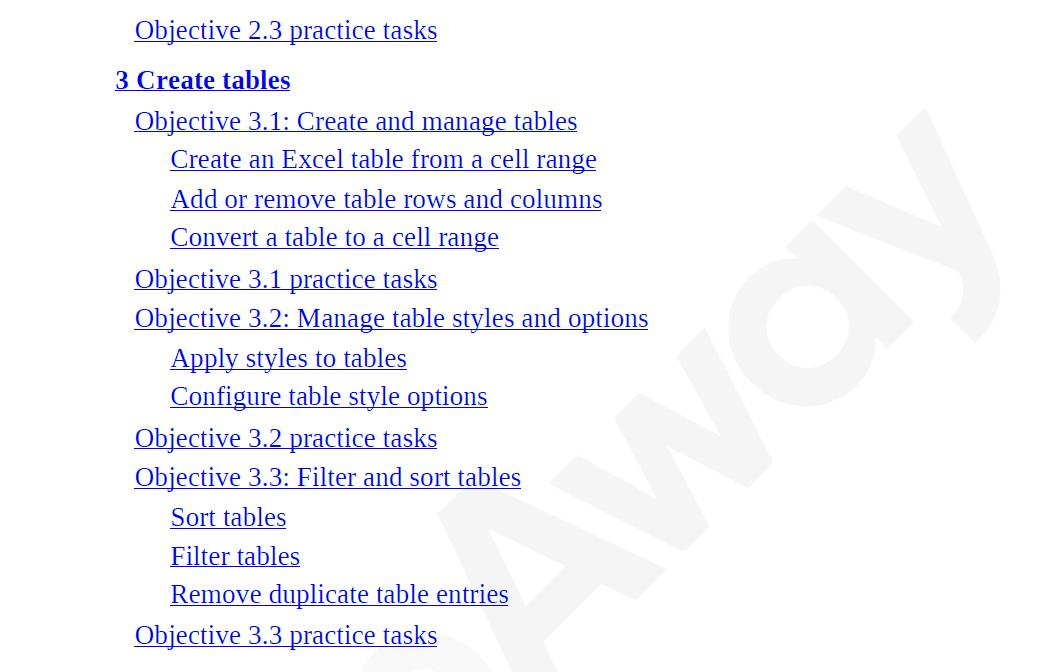 Killexams 77-727 Study Guide Screenshot #31