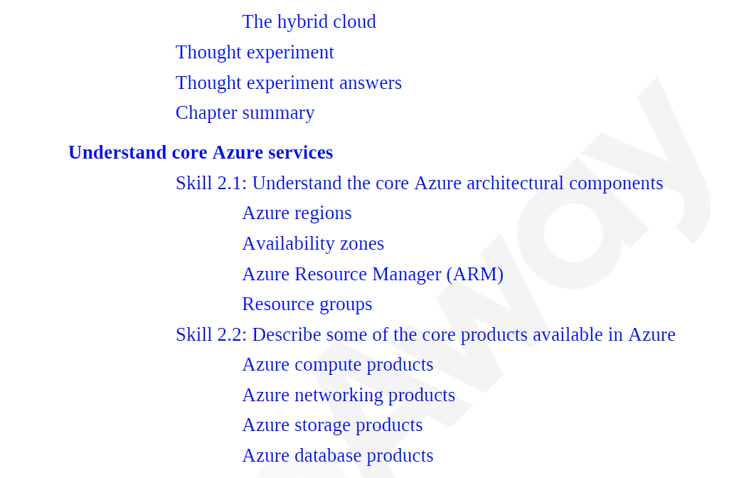 PrepAway AZ-900 Study Guide Screenshot #31