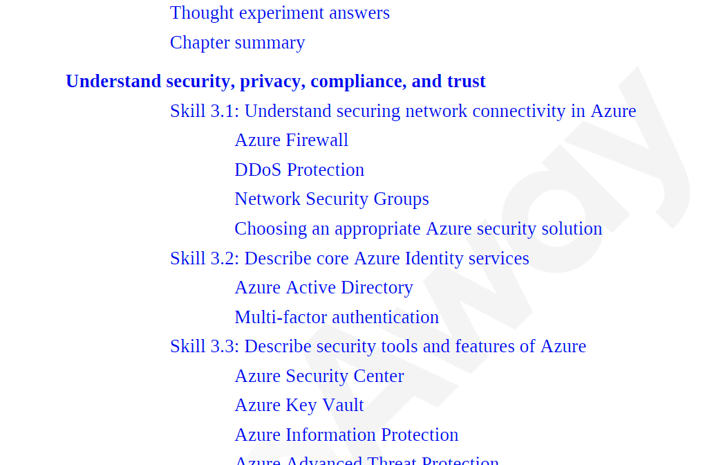 PrepAway AZ-900 Study Guide Screenshot #4