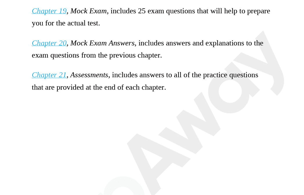 PrepAway  Study Guide Screenshot #4