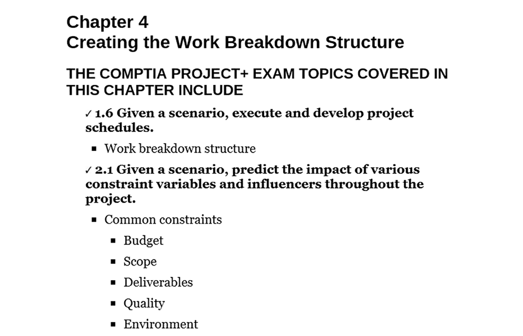 PrepAway PK0-004 Study Guide Screenshot #4