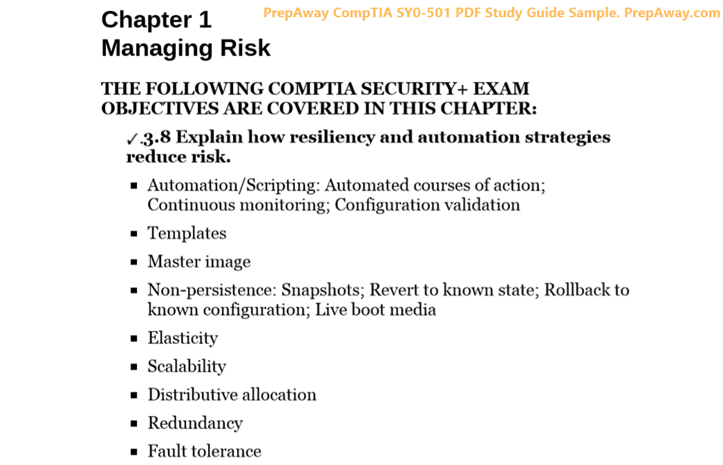 PrepAway 200-301 Study Guide Screenshot #1