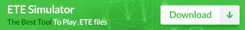 Run ETE Files with Vumingo Exam Testing Engine